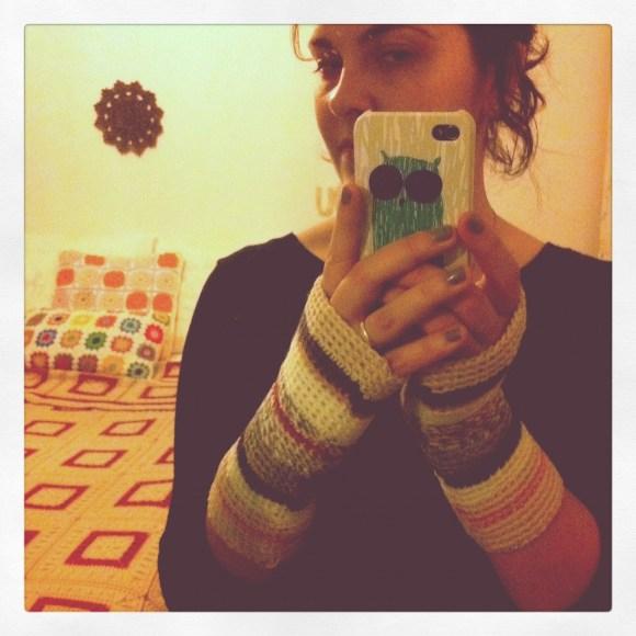 Sandra Juto wrist worms