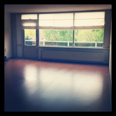Bye bye Blue apartment