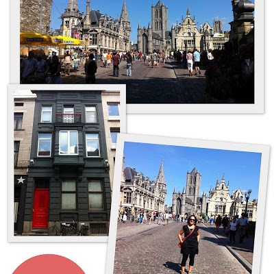 A sunny day in Gent