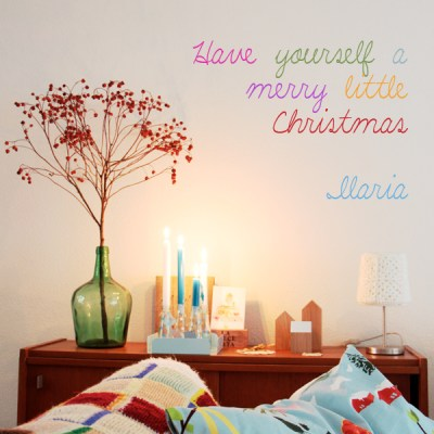 #4 {advent sunday}..and Merry Christmas!