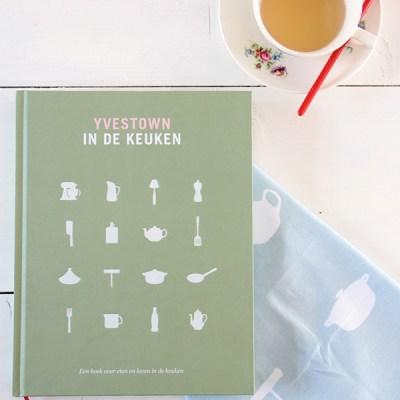 This week on my coffee table: Yvestown in de keuken