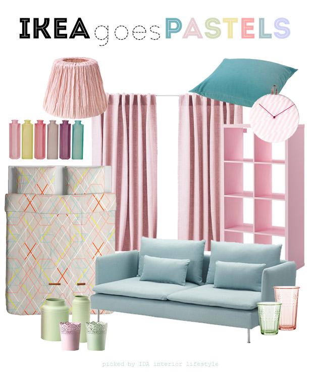 Ikea-pastels