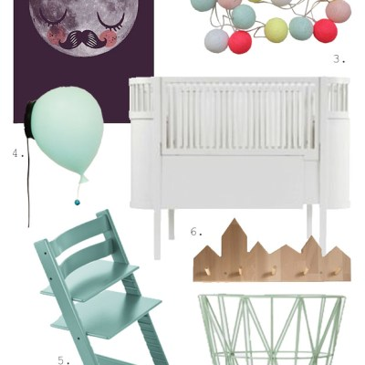 Baby room #2 {wishlist}