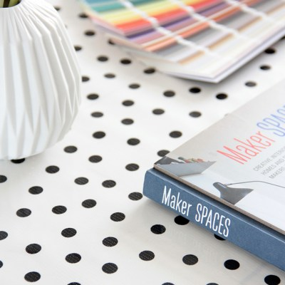 This week on my coffee table: Maker Spaces