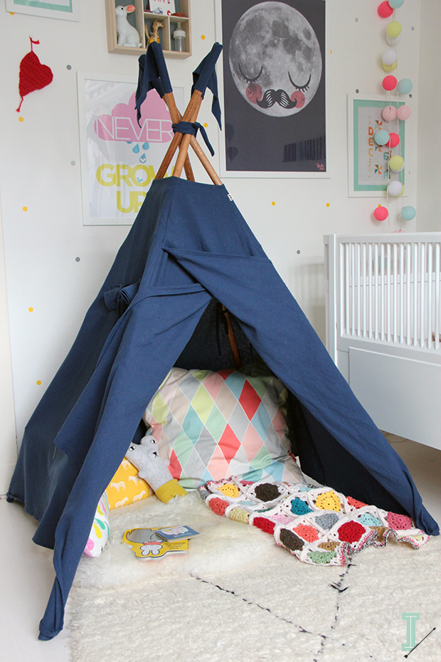 indian teepee from numero 74. Black Bedroom Furniture Sets. Home Design Ideas