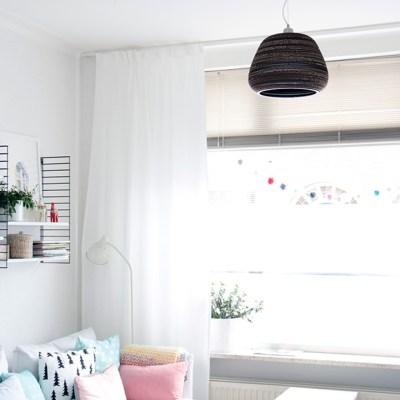 New lamp for the livingroom
