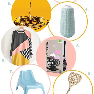 10 spring essentials #IDAstyle