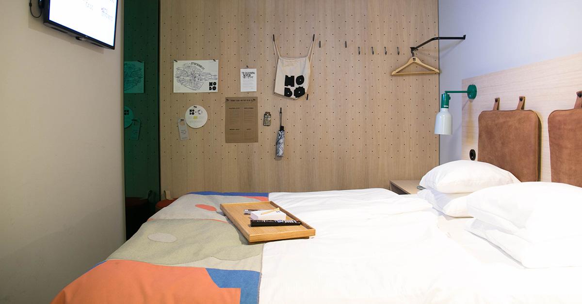 #NLITgoestosweden : Hobo hotel