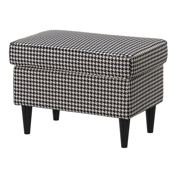 IKEA_STRANDMON_fotpall_VIBBERO_svart_beige_PE751432
