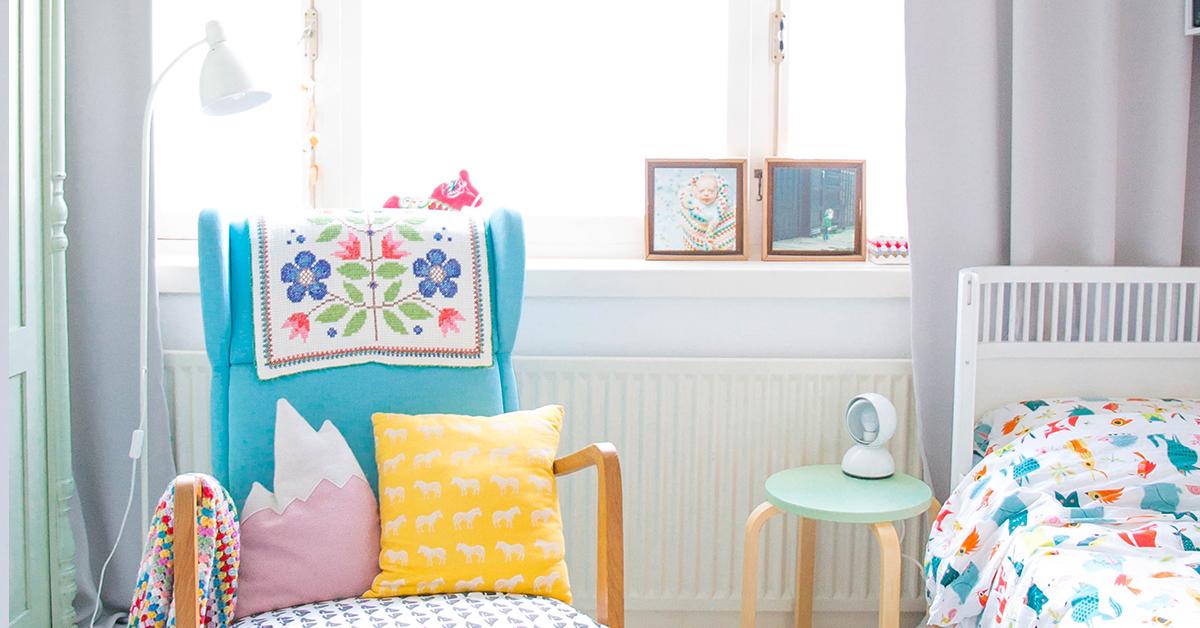 La nuova camera dei bimbi :: restyling a costo 0