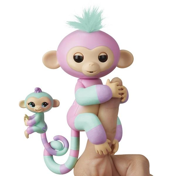Фингерлингс с малышом