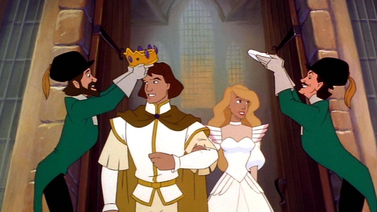 Принцесса Лебедь 1994