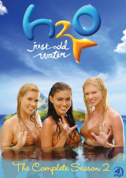 H2O: Просто добавь воды 2006-2010 (3 сезона)