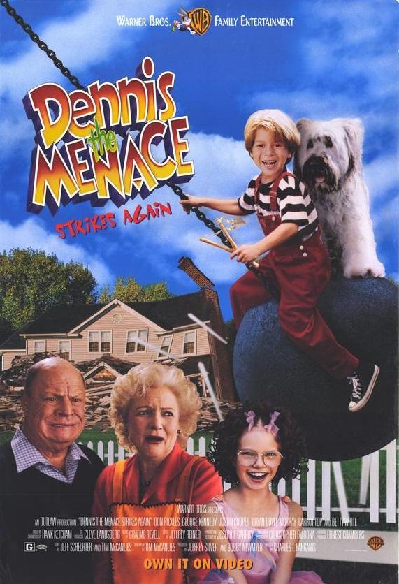 Деннис-мучитель 1993
