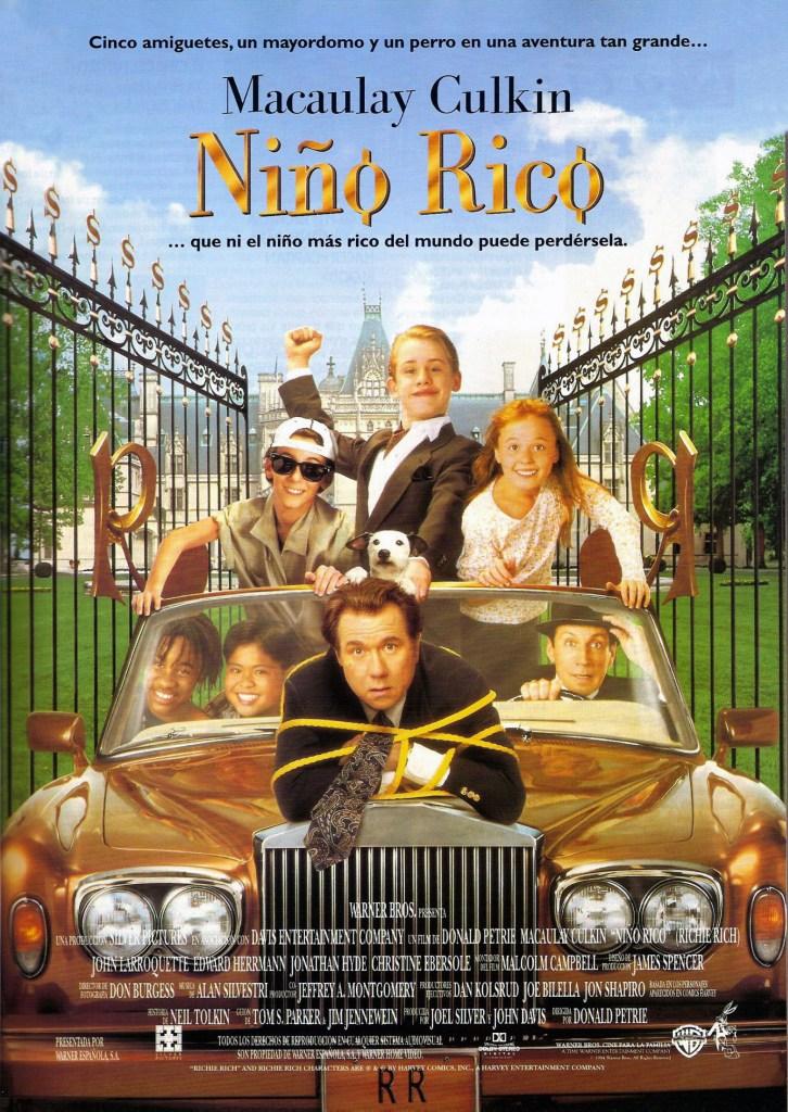 Богатенький Ричи 1994