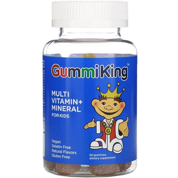 GummiKing, Мультивитамины и минералы для детей