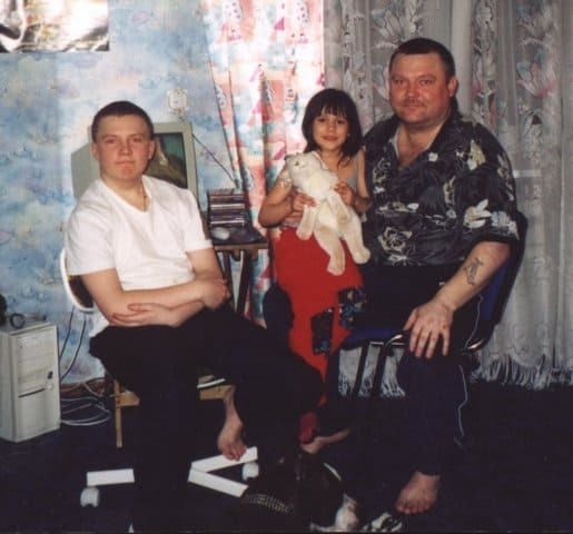 Дети Михаила Круга фото