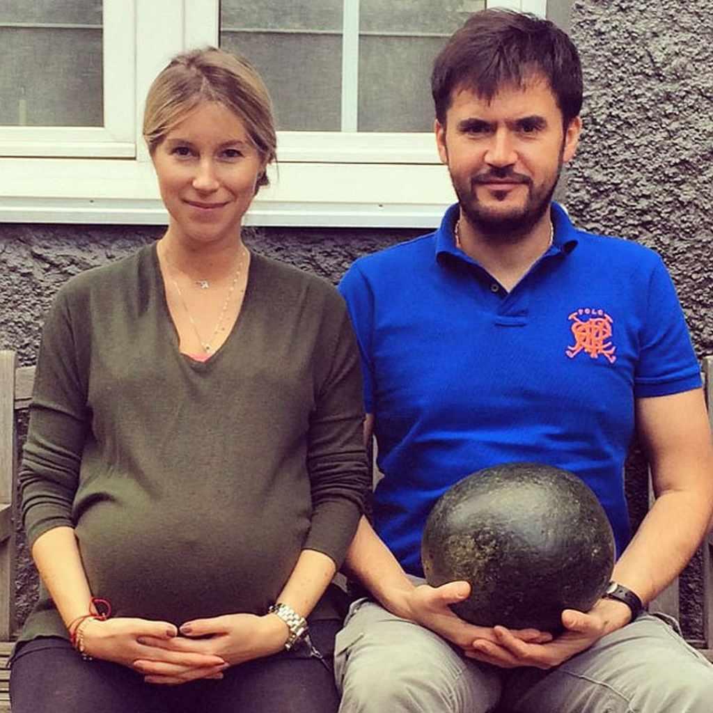 Александра Леонидовна Ярмольник семья