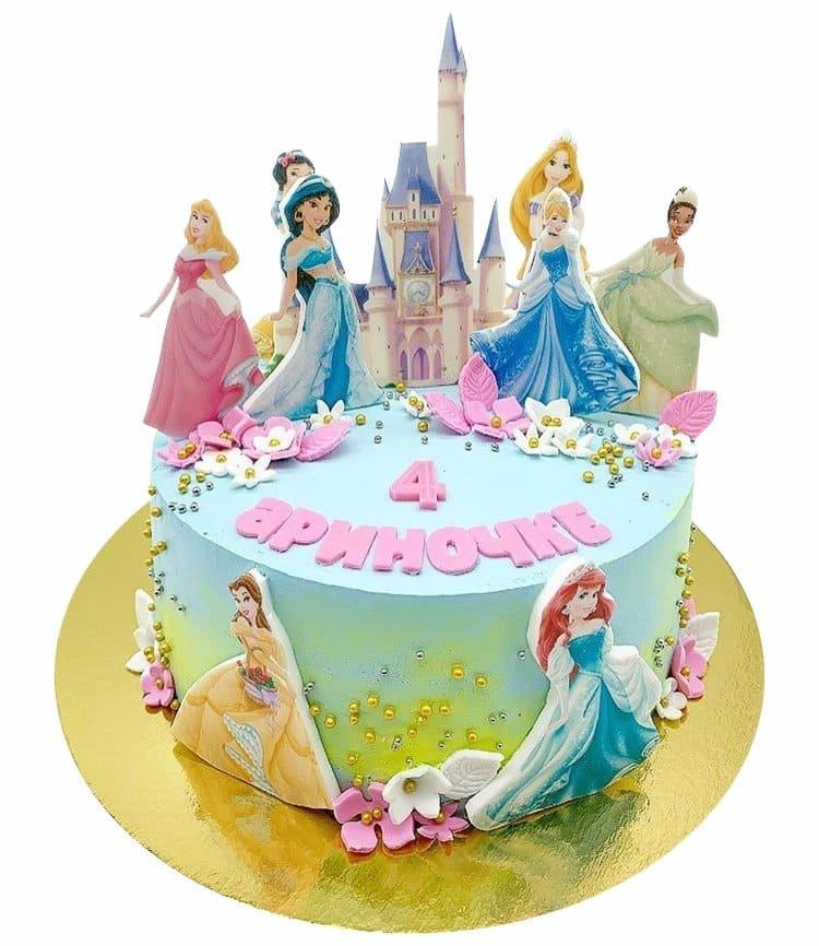 Тортики для детей на день рождения