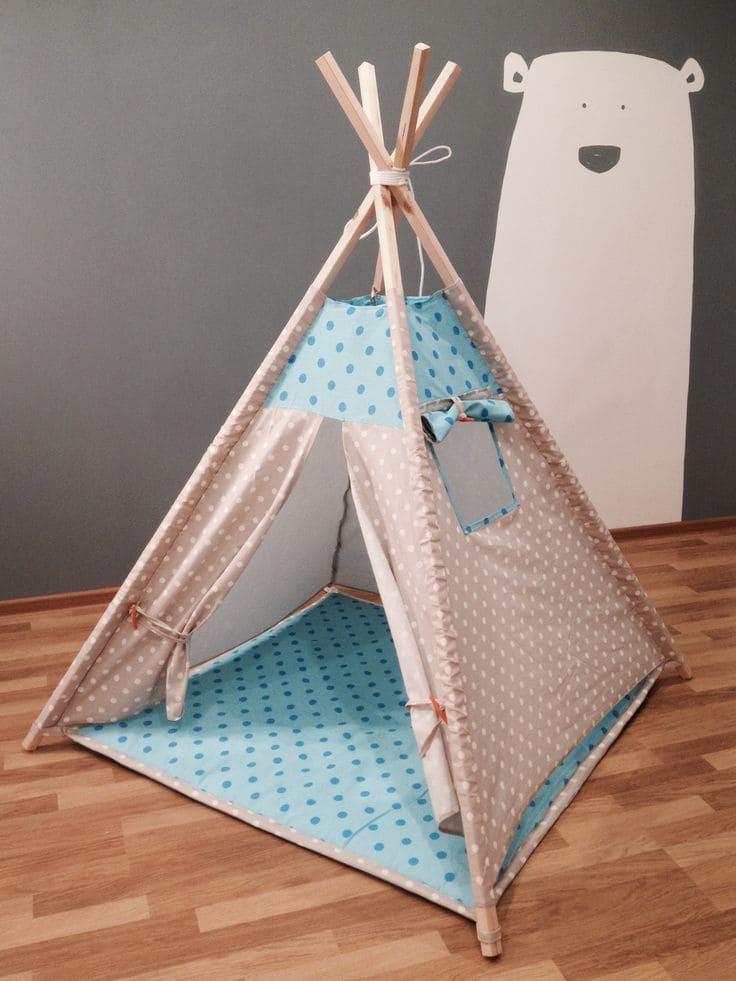 Палатка детская вигвам