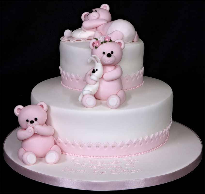 Необычный детский торт