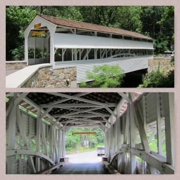 1865 bridge over Valley Creek