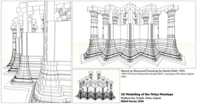 CAD Layers for Indian Temple and Heritage Architecture