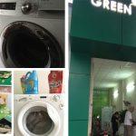 ランドリーサービス Green Laundry Giặt ủi Green Laundry Shop