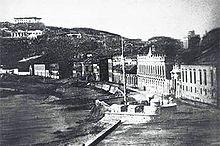 1840年代のマカオ