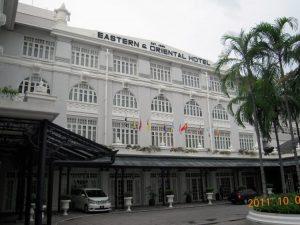 イースタン アンド オリエンタル ホテル