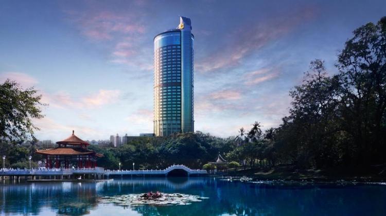 シャングリ・ラ ファー イースタン プラザ ホテル 台南