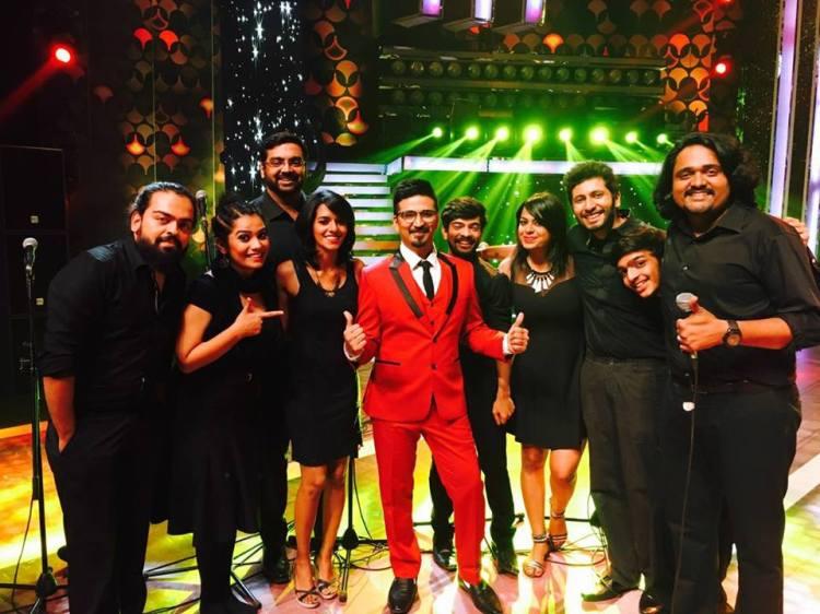 Voctronica_live_show_sounds_of_nation_Mirchi_music_awards_2017_photograph