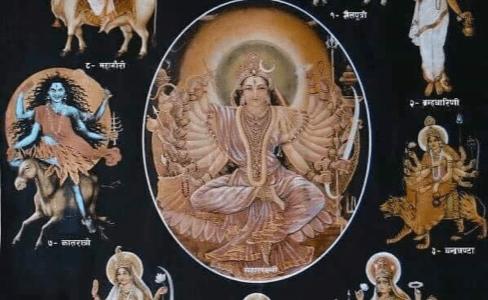 Happy Navratras