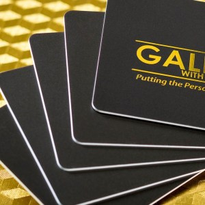 30mil Plastic Business Cards