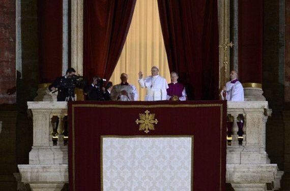 Le pape Francois-1er.