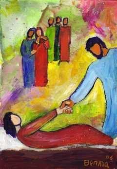 Lectures et Homélie pour le 13e dimanche du Temps Ordinaire B - Praedicatho  homélies à temps et à contretemps