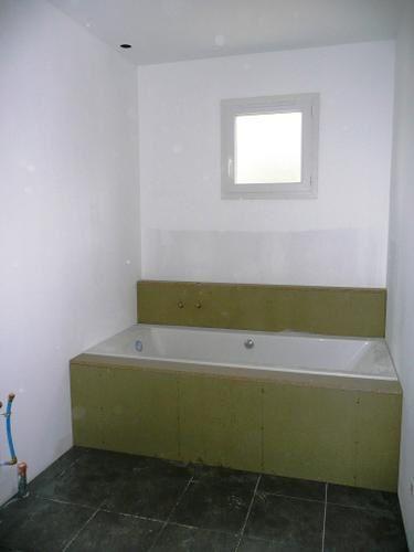 La Baignoire Le Djoliba Construction De Notre Maison