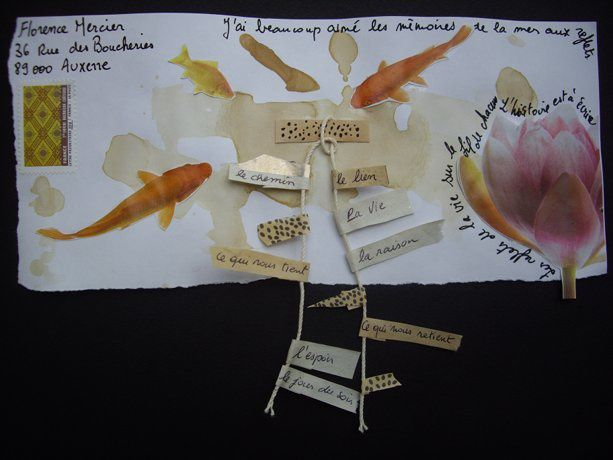 Poissons fil