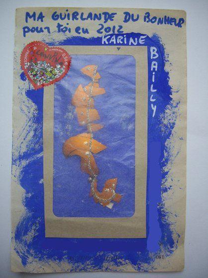 voeux karine 2012