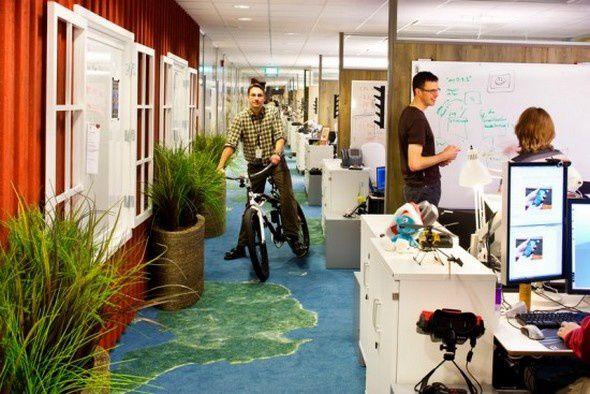 Bureau Google Californie