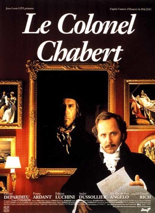 """Résultat de recherche d'images pour """"le colonel chabert"""""""