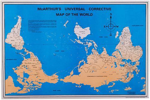 """Résultat de recherche d'images pour """"planisphère centré australie"""""""