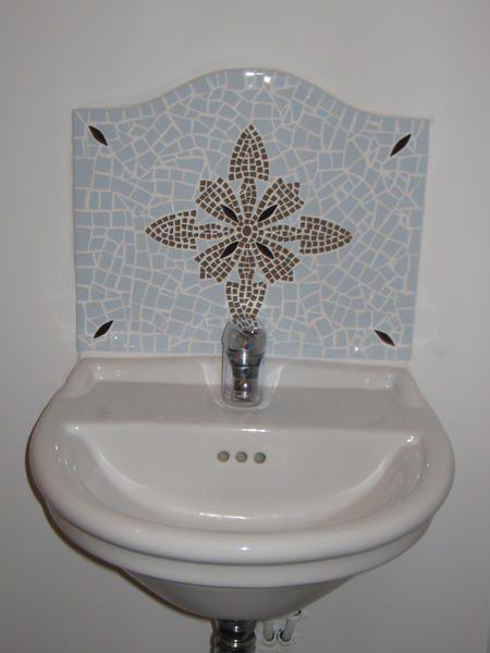 dessus de lave mains mamosa