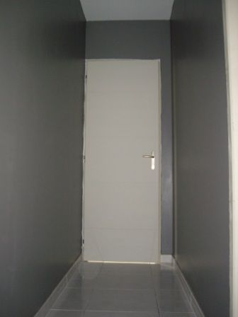 deco couloir blanc et gris excellent affordable gallery of daco