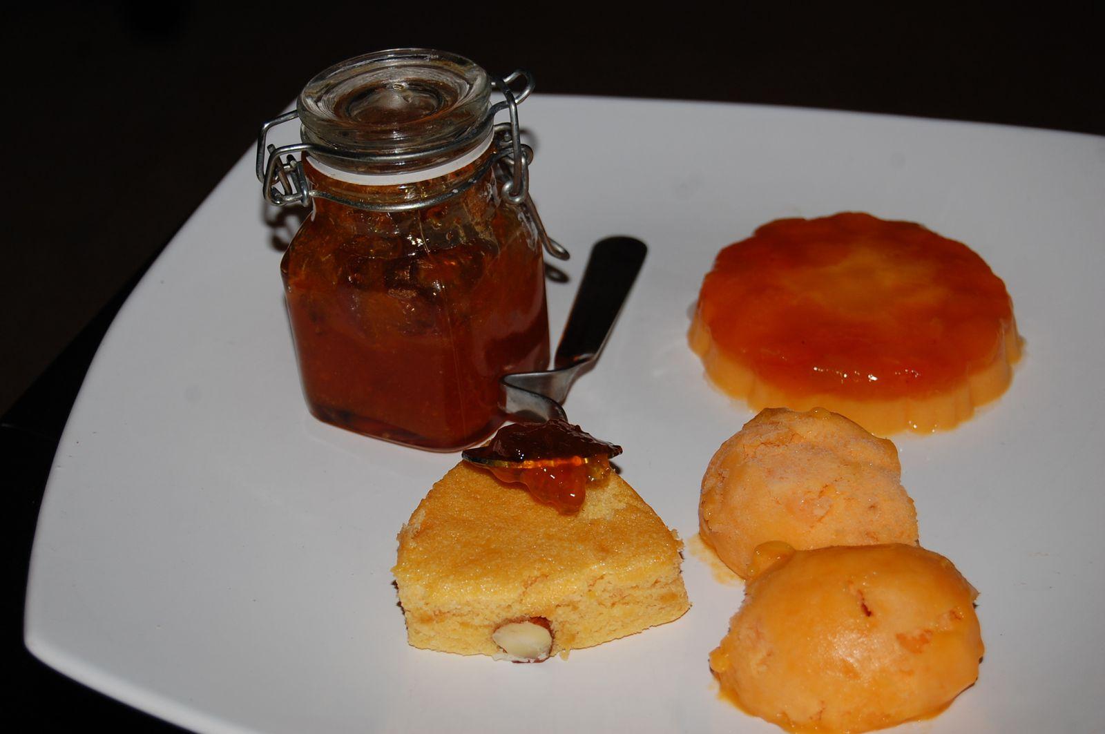confiture d abricots a la lavande et variation autour de l abricot delices eyes
