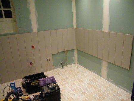 Une Salle De Bain Inspire Du Style Nordique Et Conue Par