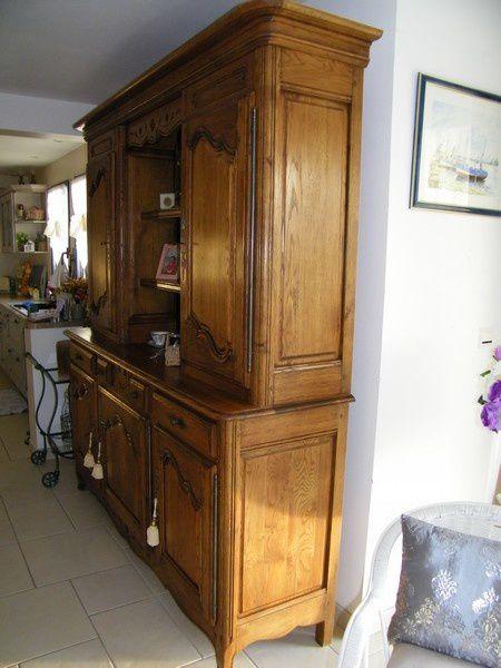 armoire vaisselier ancien bright