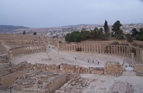 Jerash : l'héritage grec, romain et byzantin de la Jordanie 8