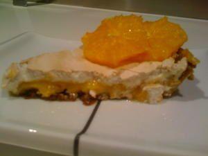 tarte meringuee a l orange cannelle thermomix le blog de midori