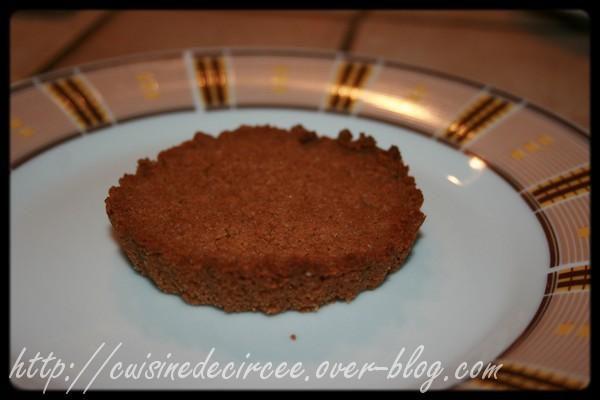 Fond de tarte aux speculoos la cuisine de circ e - Fond de tarte biscuit ...